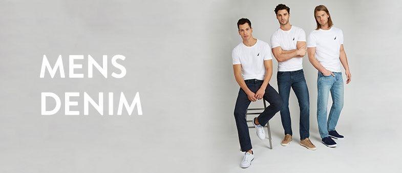 Tailored jeans essentials